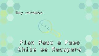 Noticias que (in)forman: Paso a Paso, Chile se Recupera (Capítulo 1)