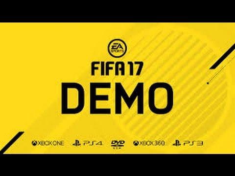 FIFA 17 Gameplay Demo Real Madrid vs Chelsea