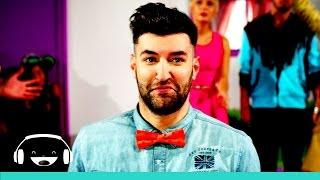 Смотреть клип Smiley & Alex Velea Feat. Don Baxter - Cai Verzi Pe Pereti