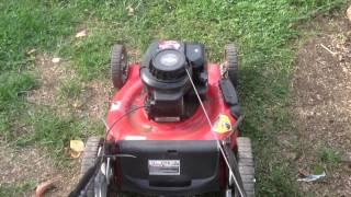 Yard Machines 21