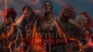 Divinity original sin 2. Романтические сцены - Фейн/Ифан/Себилла