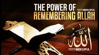 THE POWER OF REMEMBERING ALLAH (SWT) | Powerful Reminder by Yasir Qadhi