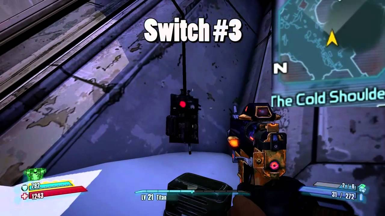maxresdefault borderlands 2] the fridge electric fence door youtube on borderlands 2 fridge fuse box