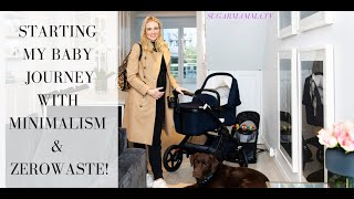 Minimalism Zero Waste & A Baby -what I am doing & using differently THIS TIME! || SugarMamma