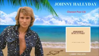 johnny hallyday  chanson pour lily