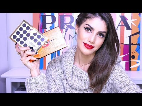 New Holiday Palettes By UD & MUFE | Makeup Tutorials And Beauty Reviews | Camila Coelho