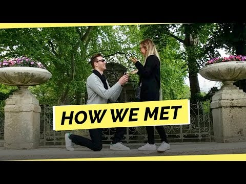 Our Story: How We Met