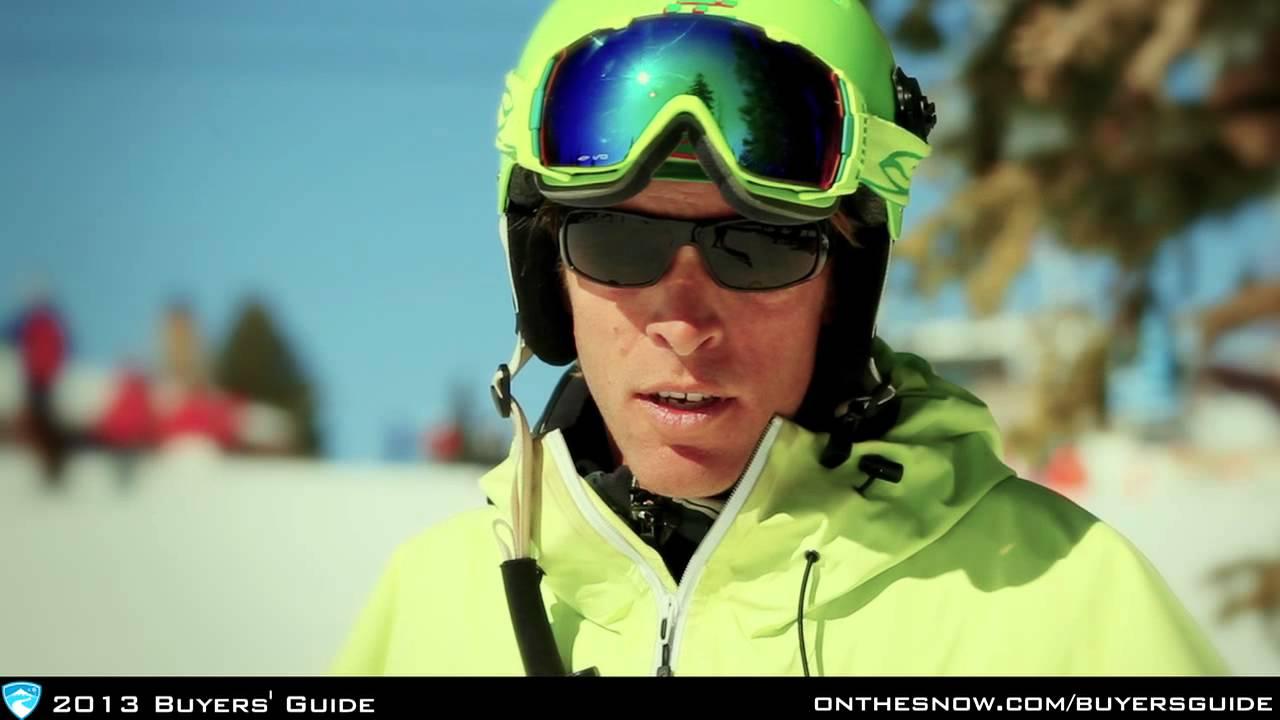 2013 OnTheSnow Ski Test: Tester Interview, Willie Volckausen