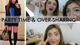 Youtuber party, hanging with Estée & oversharing?! | Amelia Liana #VLEEK Thumbnail