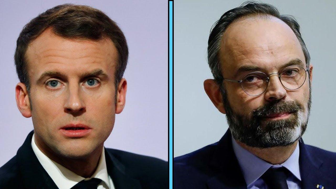 Emmanuel Macron et Edouard Philippe : tensions et divergences