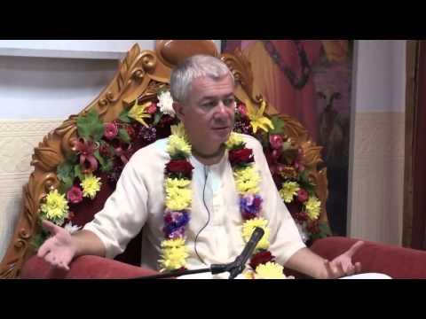 Шримад Бхагаватам 5.5.34 - Чайтанья Чандра Чаран прабху