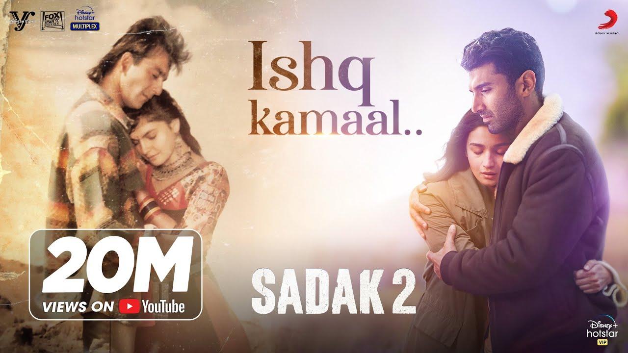 Ishq Kamaal Lyrics - Sadak 2|Javed Ali|Selflyrics