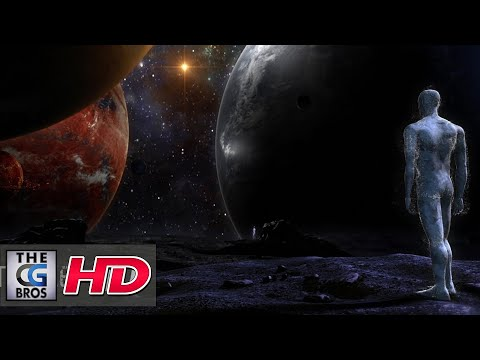 "CGI 3D Animated Short ""Existence"" - by Alireza Mokarram"