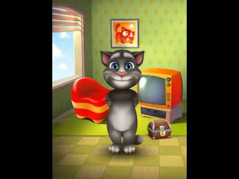 [My Talking Tom] I WIN ! ! !  Bet You Can't Do It Like Me Challenge - Talking Tom Version