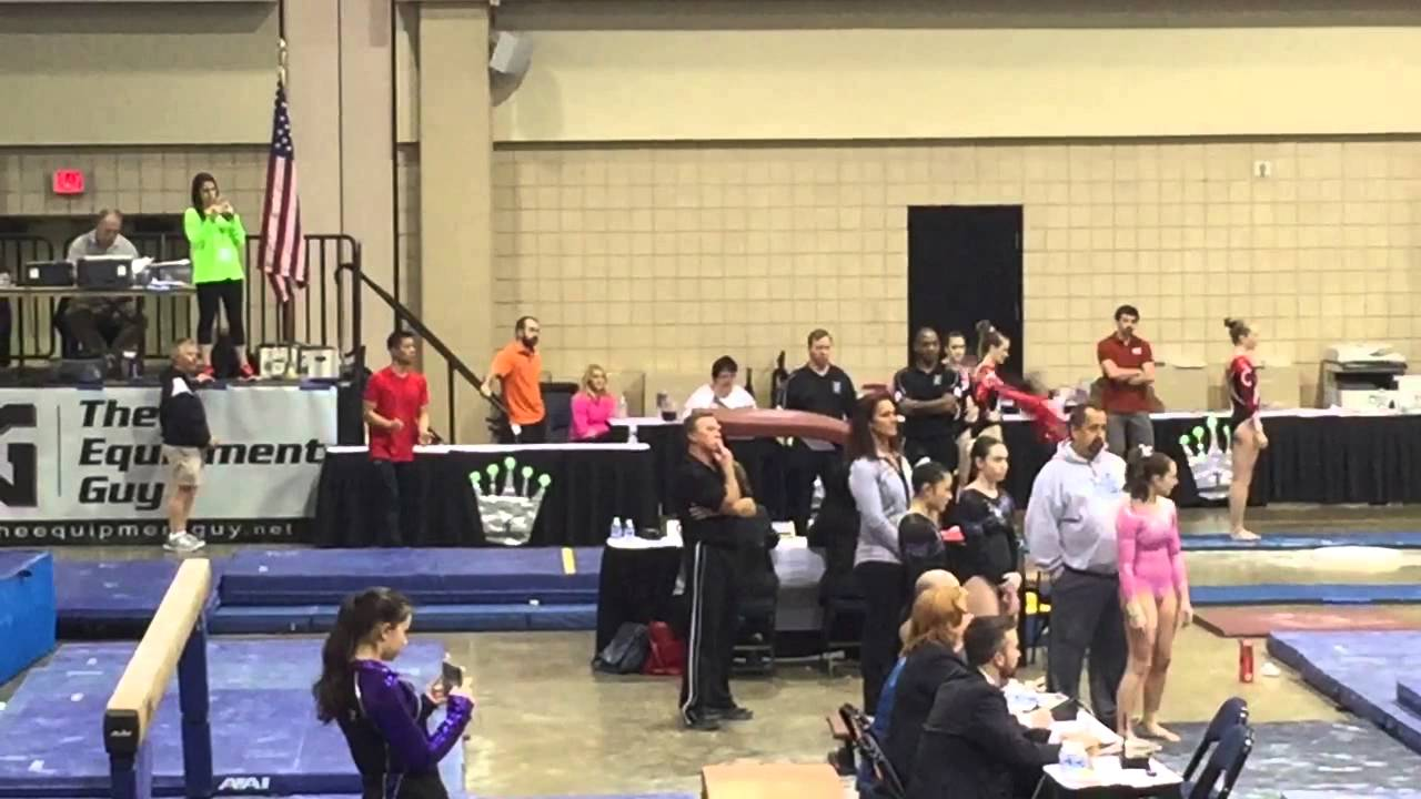 atlanta crown 2015 gymnastics meet
