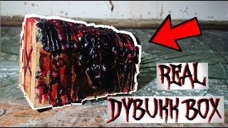MY HAUNTED DYBBUK BOX ( TERRIFYING PARANORMAL ACTIVITY )