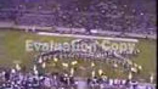 morris brown college halftime vs b cc 2002