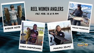 Spring Fishing & Boat Show - Reel Women Anglers