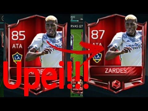 FIFA MOBILE 18   Upei O Zardes   GAMEPLAY #4