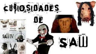 Curiosidades de Saw (Saga)