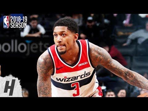 Washington Wizards vs Brooklyn Nets - Full Game Highlights | February 27, 2019 | 2018-19 NBA Season