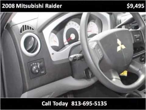 Clean Title 2006 Mitsubishi Raider 3.7L For Sale in Orlando FL ... | 360x480