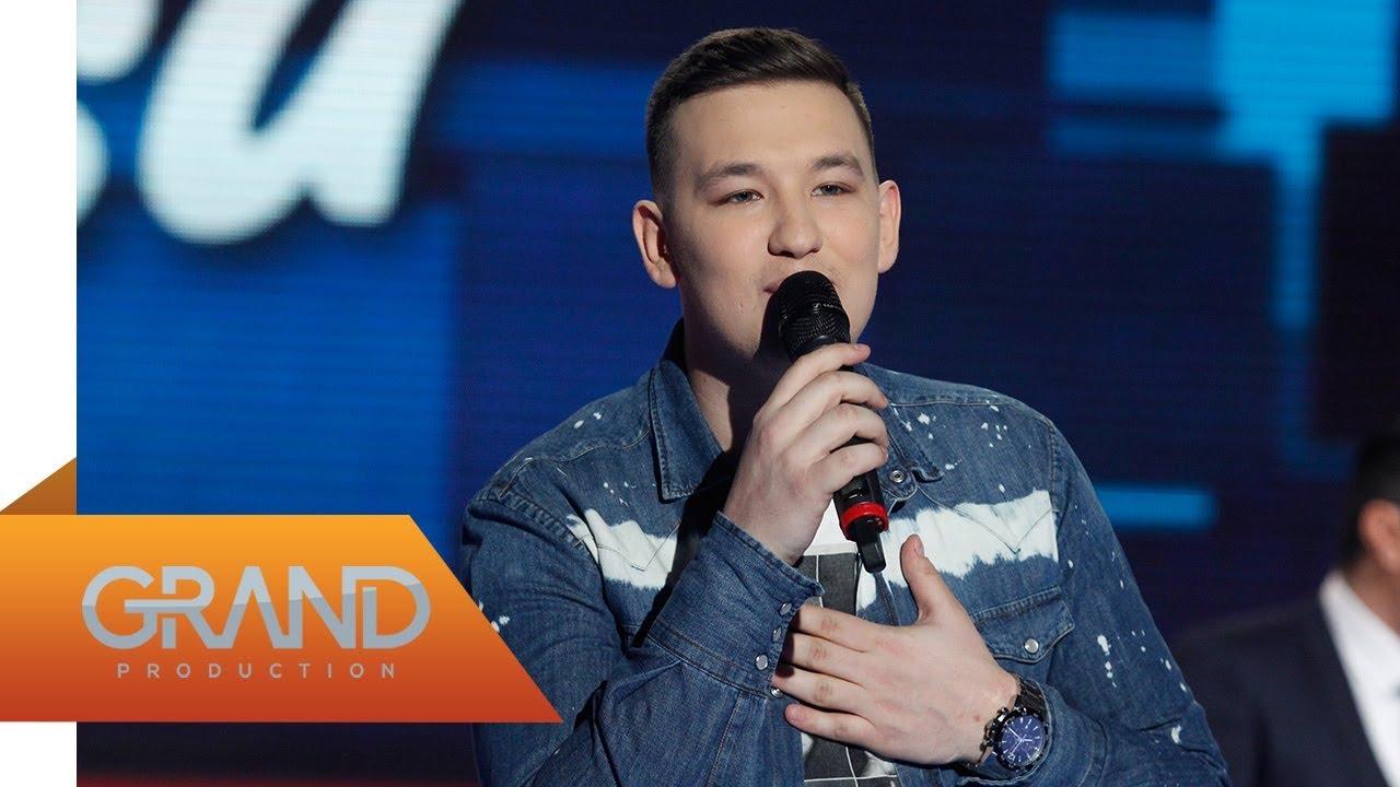 Uros Zivkovic - Devojcice moja - (LIVE) - PZD - (TV Grand 27.02.2019.)