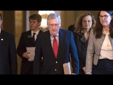 Democrats, Republicans digging in amid U.S. government shutdown