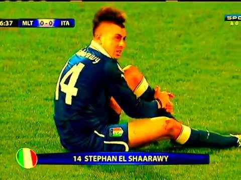 Goal of Balotelli, Malta 0-2 Italy [2014 FIFA Qualifiers World Cup Brazil]