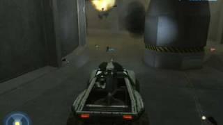 Halo Combat Evolved Final Escape