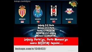 Monaco 1 BJK 2 CAPSLER UÇTU, MAÇI İZLE, MAÇIN ÖZETİ, maçı izle, Maçın golleri