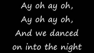 Chad Kroeger - Into the night + Lyrics
