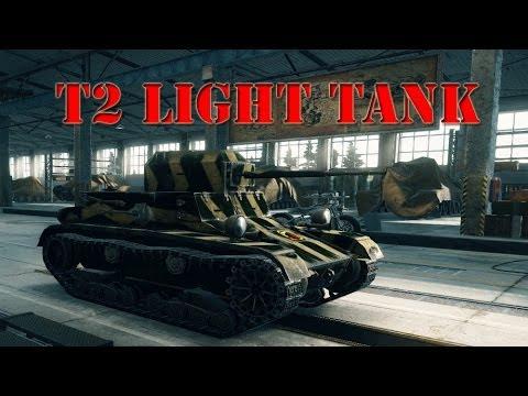 Fajowe Czołgi Premium #4 - T2 Light Tank