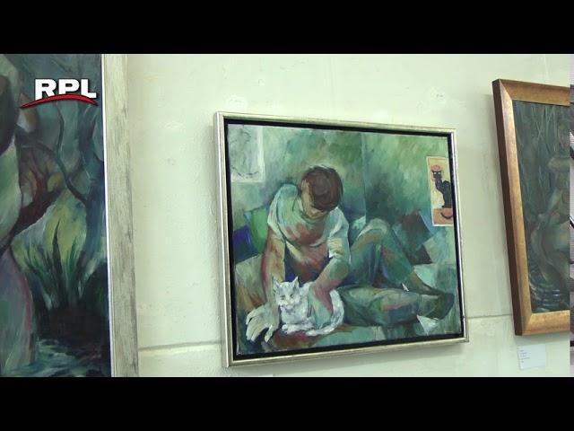 Schilderijen van Jan Vermaat