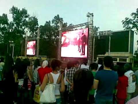 Michael Jackson, rememorare concert pe stadionul Iolanda Balas, Bucuresti - 2 mp3