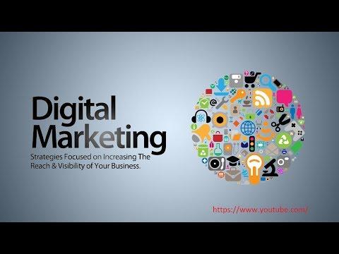 Digital Marketing Trends 2017; Top Seven Topics