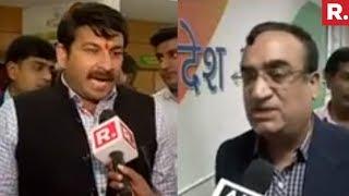 Political Reactions On Delhi Secretariat Fight | #AAPSlapGate