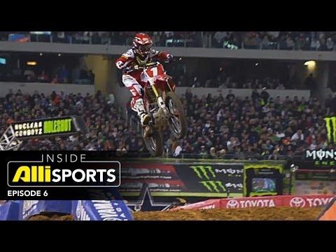 Inside Alli Sports | Episode 6 | Action Sports News on Australian Open, Supercross, WSC Oslo