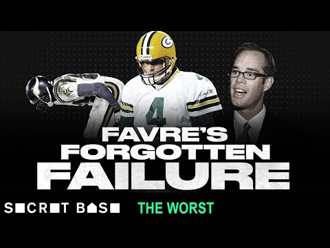 [SB Nation] Brett Favre's worst playoff game was overshadowed by Randy Moss shooting the moon