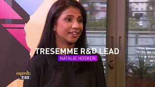 South African R&D Tresemme Promo