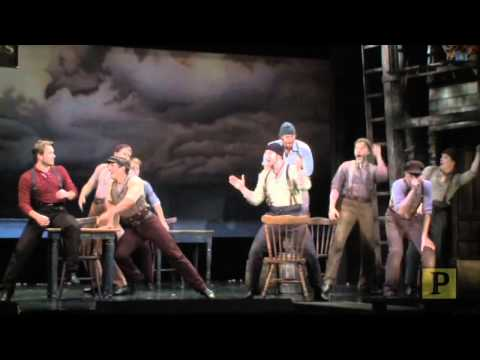 "Highlights From ""Carousel"" at Goodspeed Opera House"
