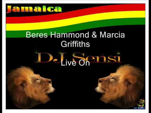 Beres Hammond & Marcia Griffiths Live on
