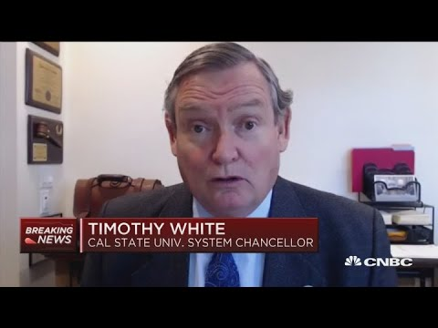 Why Cal State's chancellor decided to keep classes at the nation's largest public university system