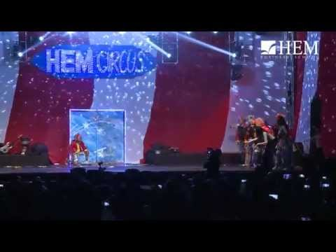 HEM Circus – Vidéo intégrale Soirée HEM Casablanca 2015