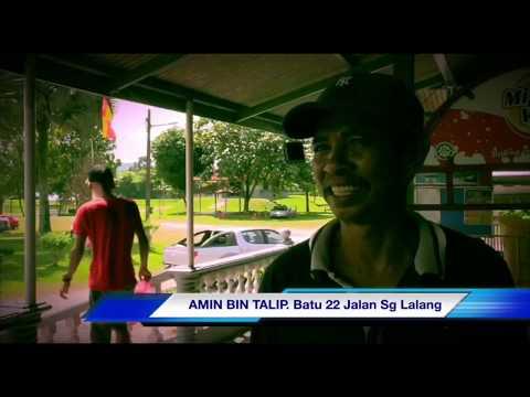 Menjelang PRK Semenyih: Calon 'Turun Padang' Kehendak Pengundi