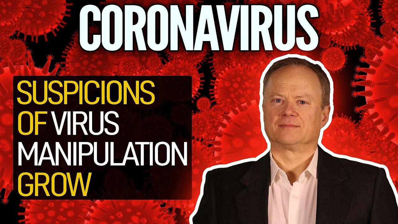Suspicions Grow Of Virus Manipulaton