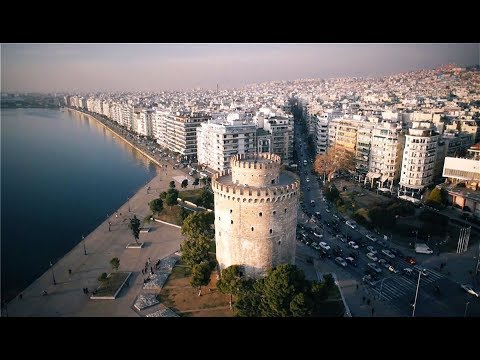Thessaloniki Greece travel vlog  2018 part 2