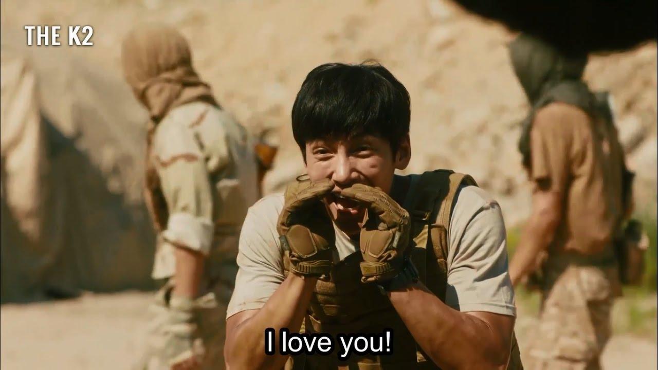 "Download [The K2] Yi Chang Wook "" Raniya , i love you"" - The K2 E06"
