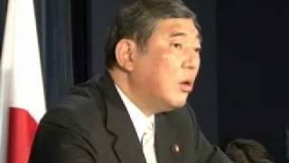 石破政調会長記者会見~当面の政府に対する申し入れについて~2011.3.15 thumbnail