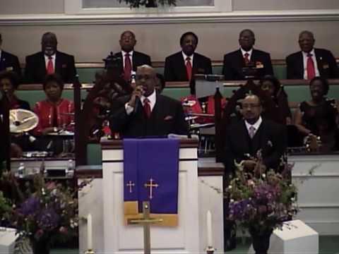 Rev. Roderick Green - Guest Pastor